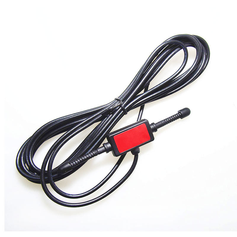 Mobile Phone GSM And 2G Antenna Cable 90° SMA Plug 3m Rg174 Network CE Approval
